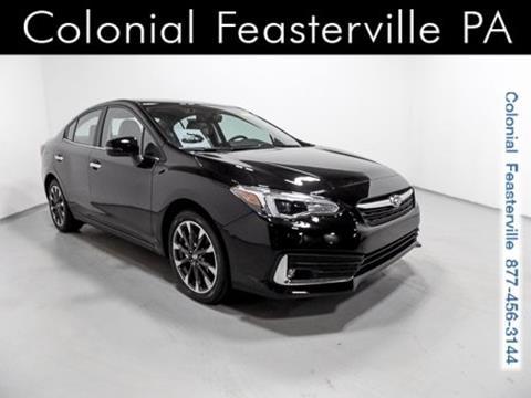 2020 Subaru Impreza for sale in Feasterville Trevose, PA