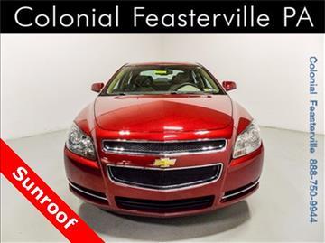 2011 Chevrolet Malibu for sale in Feasterville Trevose, PA