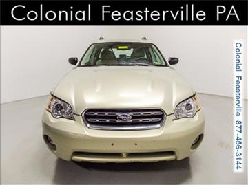 2007 Subaru Outback for sale in Feasterville Trevose, PA
