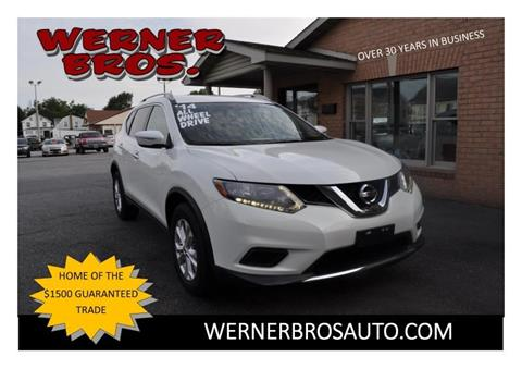 2014 Nissan Rogue for sale in Dallastown, PA