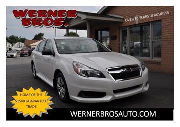 2013 Subaru Legacy for sale in Dallastown, PA