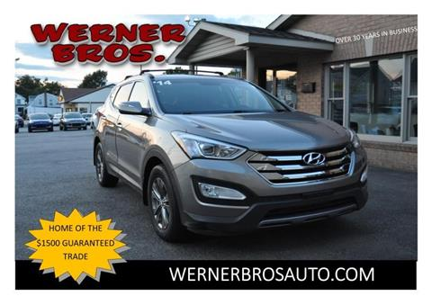 2014 Hyundai Santa Fe Sport for sale in Dallastown, PA