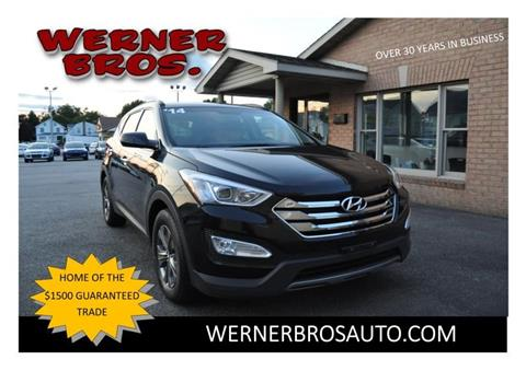 2014 Hyundai Santa Fe Sport for sale in Dallastown PA