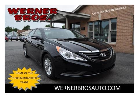 2014 Hyundai Sonata for sale in Dallastown PA