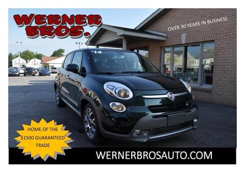 2014 FIAT 500L for sale in Dallastown PA