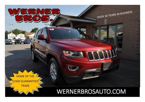 2015 Jeep Grand Cherokee for sale in Dallastown, PA