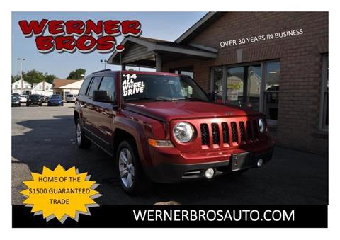 2014 Jeep Patriot for sale in Dallastown PA