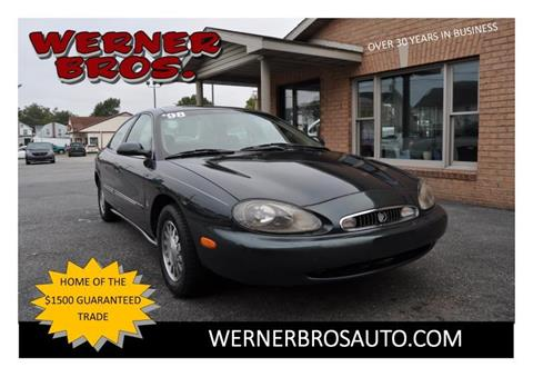 1998 Mercury Sable for sale in Dallastown PA