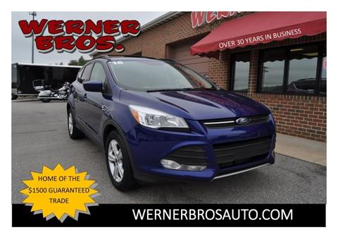 2016 Ford Escape for sale in Dallastown, PA
