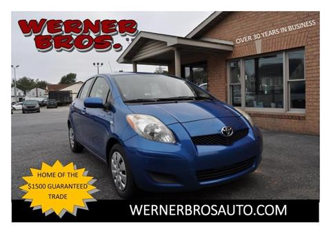 2010 Toyota Yaris for sale in Dallastown, PA