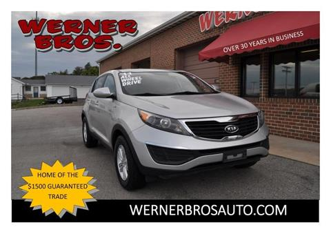2011 Kia Sportage for sale in Dallastown, PA