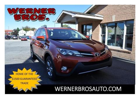 2015 Toyota RAV4 for sale in Dallastown, PA