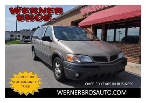 2004 Pontiac Montana for sale in Dallastown, PA
