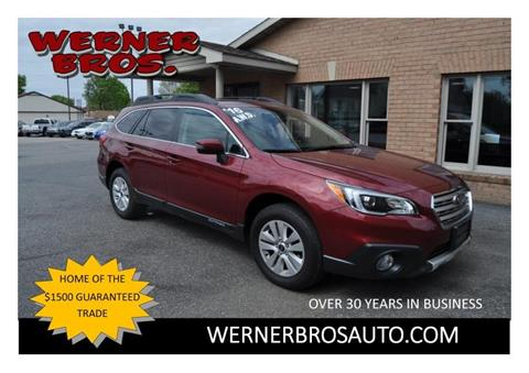 North Penn Vw >> Used 2016 Subaru Outback For Sale in Pennsylvania ...