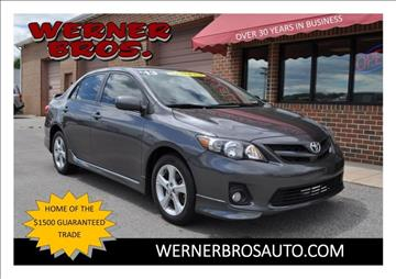 2013 Toyota Corolla for sale in Dallastown, PA