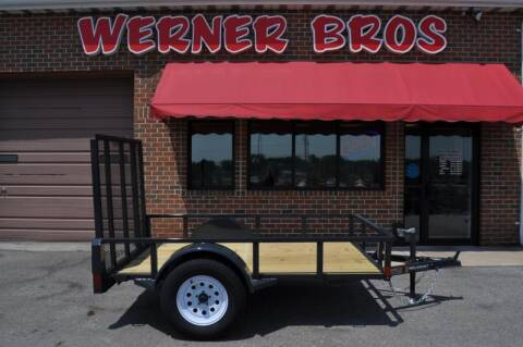 2020 Belmont UT508TT for sale at Werner Brothers Auto Sales in Dallastown PA