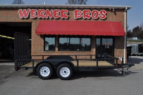2020 Belmont UT614TA-7K for sale at Werner Brothers Auto Sales in Dallastown PA