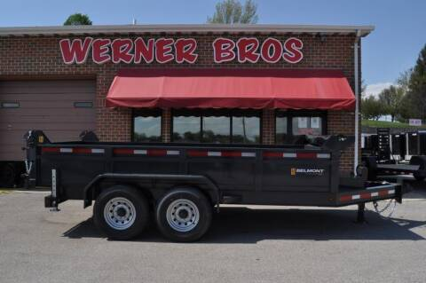 2020 Belmont DTX8114-12K for sale at Werner Brothers Auto Sales in Dallastown PA