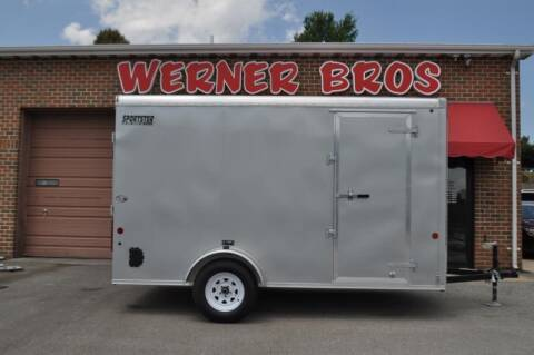 2020 CAR MATE CM612ECV for sale at Werner Brothers Auto Sales in Dallastown PA