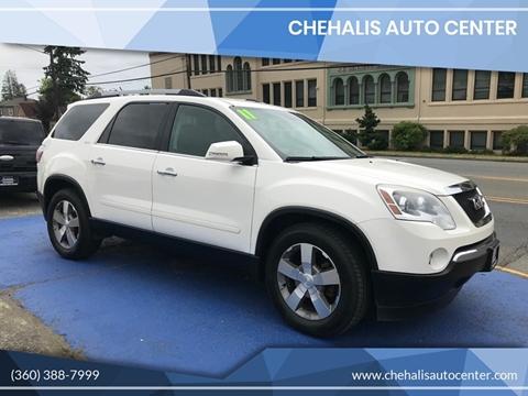 Chehalis Auto Center >> Gmc For Sale In Chehalis Wa Chehalis Auto Center
