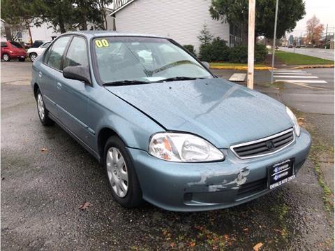 1999 Honda Civic for sale in Chehalis, WA