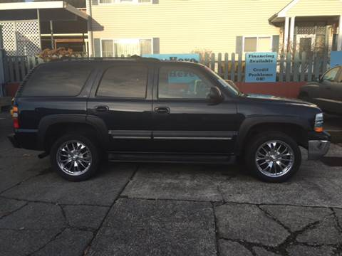 2004 Chevrolet Tahoe for sale in Chehalis, WA