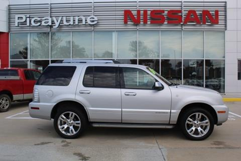 2010 Mercury Mountaineer for sale in Picayune, MS