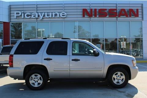 2007 Chevrolet Tahoe for sale in Picayune, MS