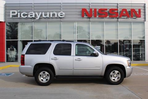 2012 Chevrolet Tahoe for sale in Picayune, MS