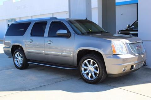 2012 GMC Yukon XL for sale in Picayune, MS