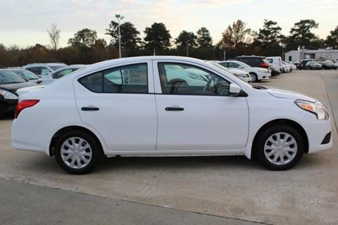 Nissan versa for sale in mississippi for Mossy motors used cars