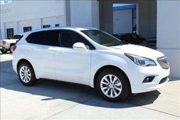 2017 Buick Envision for sale in Picayune, MS