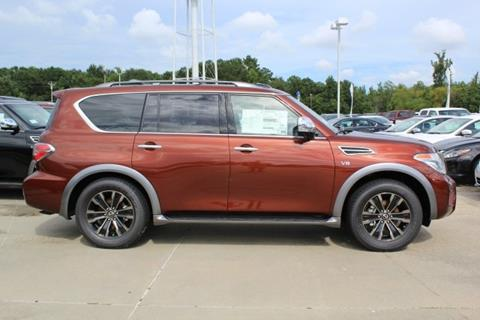 2017 Nissan Armada for sale in Picayune, MS