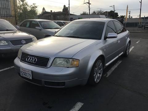 2001 Audi A6 for sale in Vallejo, CA
