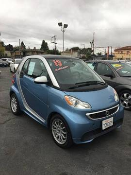 2013 Smart fortwo for sale in Vallejo, CA
