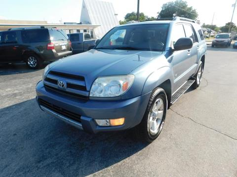 2004 Toyota 4Runner for sale in Oklahoma City, OK