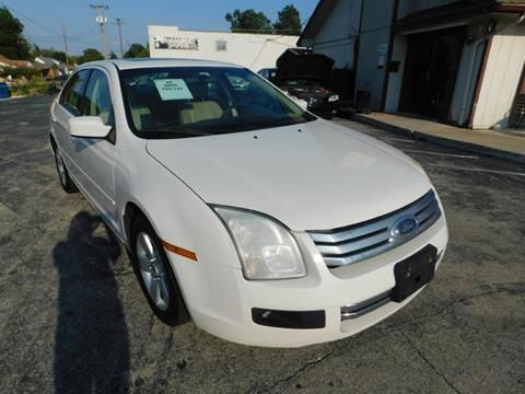 2008 Ford Fusion for sale in Oklahoma City, OK