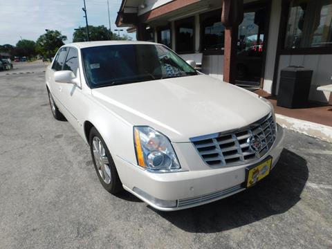 2007 Cadillac DTS for sale in Oklahoma City, OK