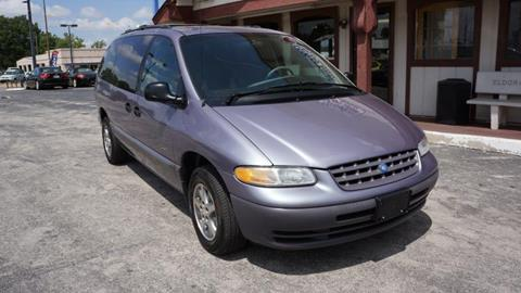 1997 Plymouth Grand Voyager for sale in Oklahoma City, OK
