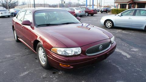 2002 Buick LeSabre for sale in Oklahoma City, OK