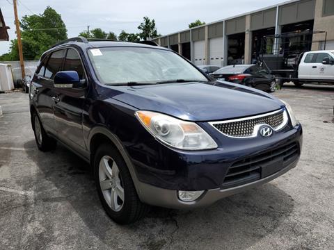 2008 Hyundai Veracruz for sale in Oklahoma City, OK