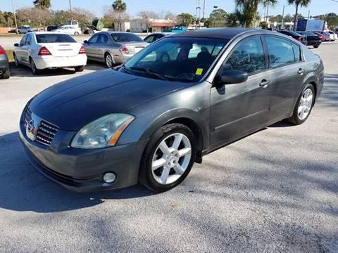 2006 Nissan Maxima for sale in Cocoa, FL