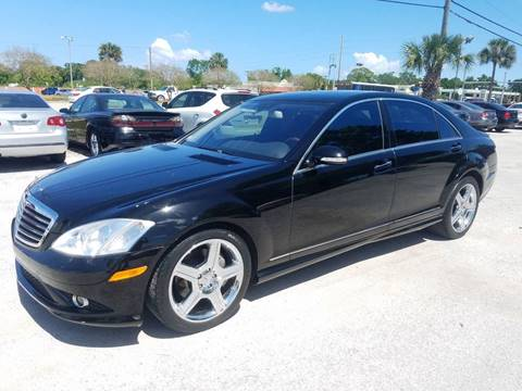 2007 Mercedes-Benz S-Class for sale in Cocoa, FL