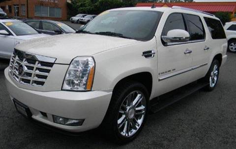 2009 Cadillac Escalade ESV for sale at Platinum Motorcars in Warrenton VA
