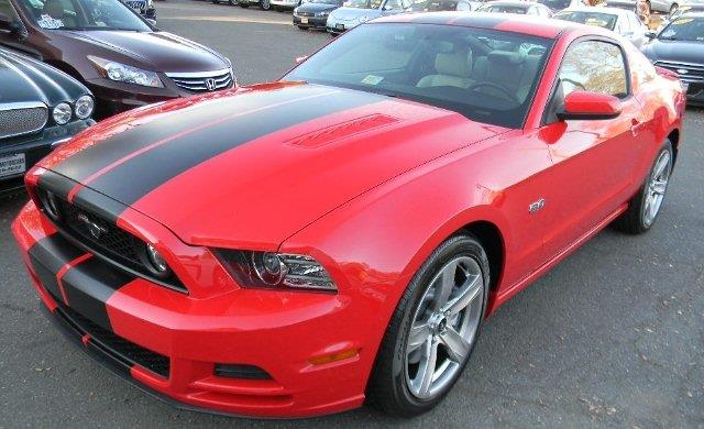 2014 Ford Mustang for sale at Platinum Motorcars in Warrenton VA