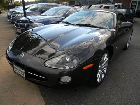 2006 Jaguar XK-Series for sale at Platinum Motorcars in Warrenton VA