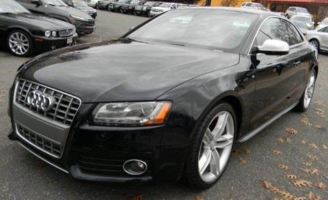 2010 Audi S5 for sale at Platinum Motorcars in Warrenton VA