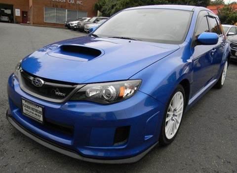 2013 Subaru Impreza for sale at Platinum Motorcars in Warrenton VA