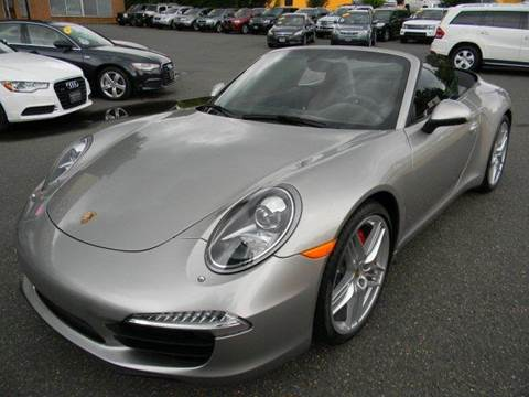 2012 Porsche 911 for sale at Platinum Motorcars in Warrenton VA