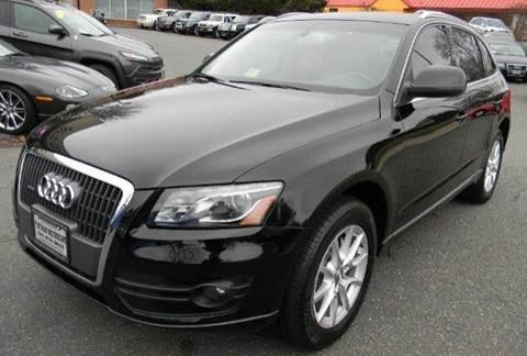 2011 Audi Q5 for sale at Platinum Motorcars in Warrenton VA